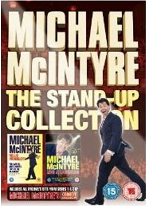 Michael McIntyre The Stand Up Collection