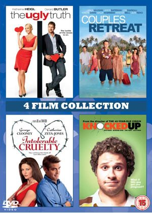 The Ugly Truth / Couples Retreat / Intolerable Cruelty / Knocked Up
