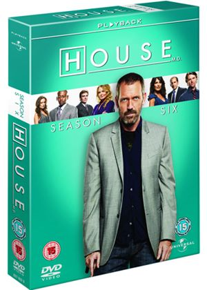 House - Season 6 - Complete (Red Tag)