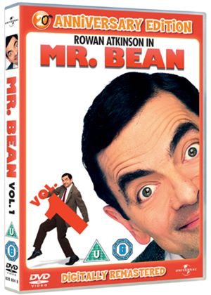 Mr Bean - Series 1 Vol.1