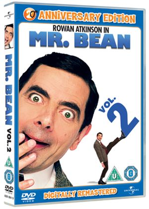 Mr Bean - Series 1 Vol.2