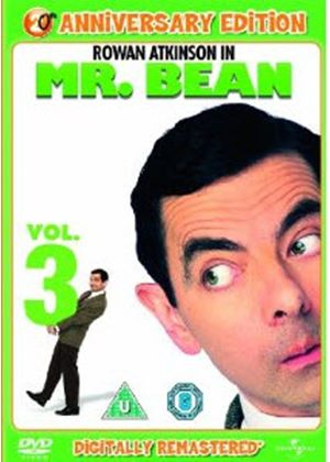 Mr Bean - Series 1 Vol.3
