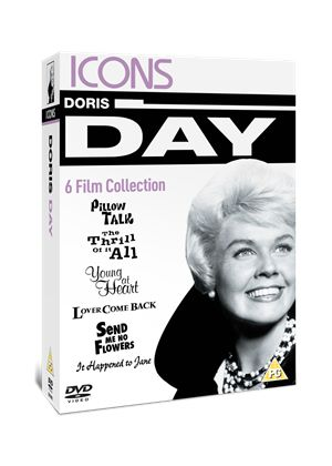 Icons: Doris Day Collection (Pillow Talk/ Send Me No Flowers/ The Thrill Of It All/ Lover Come Back/ Young At Heart (1955)/ It Happened To Jane)