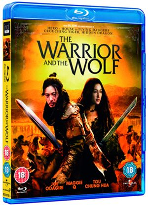 The Warrior and the Wolf (Blu-ray)