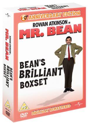 Mr Bean - Series 1 Vol.1-4
