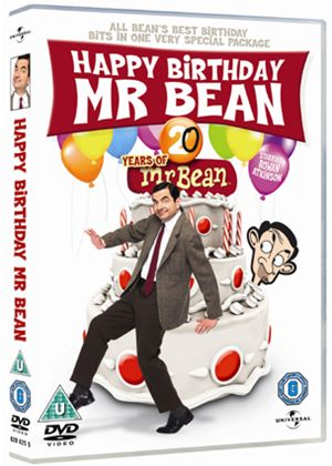 Mr Bean - Happy Birthday Mr Bean