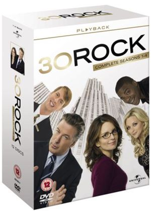 30 Rock: Seasons 1-4