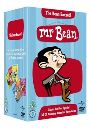 Mr Bean - The Animated Series Vol.1-6