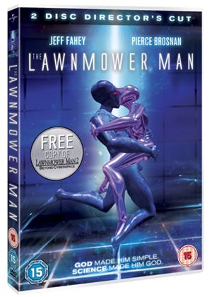 Lawnmower Man / Lawnmower Man 2 - Beyond Cyberspace