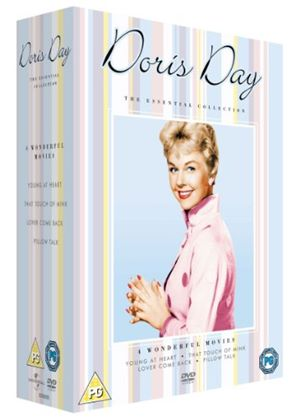 Doris Day: Essential Collection (Young at Heart, That touch of Mink, Lover come back, Pillow Talk)