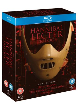 Hannibal Lecter Trilogy (Blu-Ray)