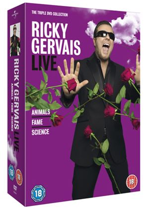Ricky Gervais: Live Collection