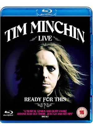 Tim Minchin - Ready For This? (Blu-Ray)