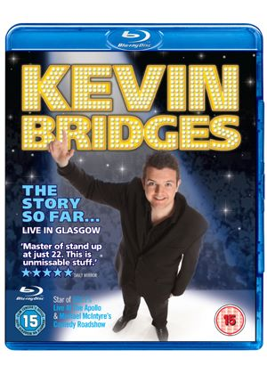 Kevin Bridges - The Story So Far Live In Glasgow (Blu-Ray)