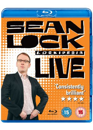 Sean Lock - Lockipedia Live (Blu-Ray)