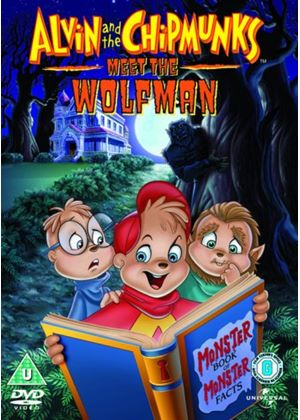 Alvin And The Chipmunks Meet Frankenstein/ Alvin And The Chipmunks Meet The Wolfman