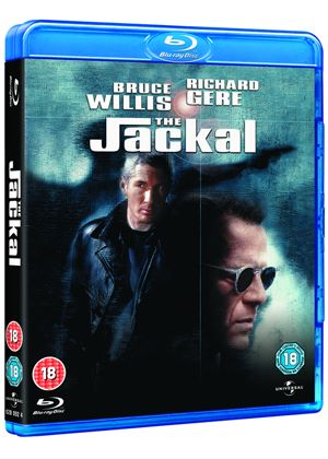 The Jackal (Blu-Ray)