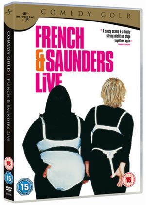 French And Saunders Live - Comedy Gold 2010