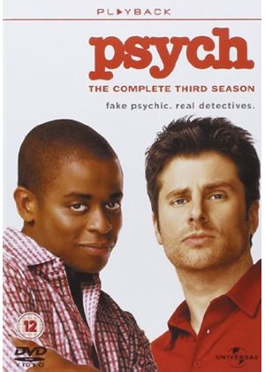 Psych - Series 3 - Complete