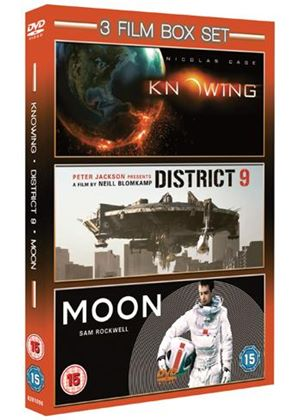 Knowing / District 9 / Moon