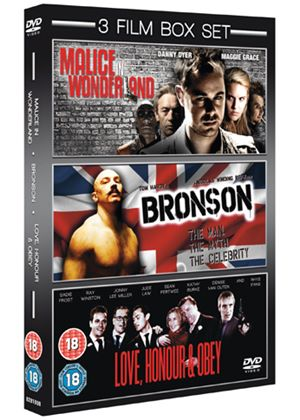 Bronson / Love, Honour And Obey / Malice In Wonderland