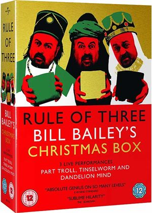 Bill Bailey Triple Boxset