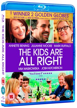 Kids Are All Right (Blu-Ray)