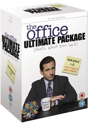 The Office - An American Workplace - Season 1-5