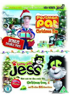 Guess With Jess/Postman Pat Christmas Double Pack
