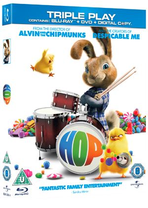 Hop - Triple Play (Blu-ray + DVD + Digital Copy)