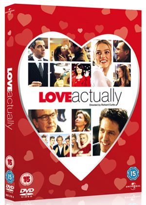 Love Actually (Valentines Day Love Heart Sleeve)