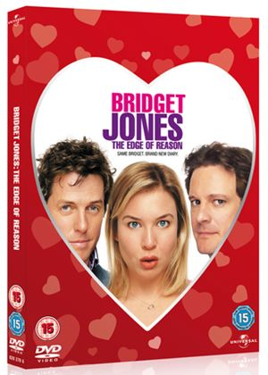 Bridget Jones's Diary: The Edge Of Reason (Valentines Day Love Heart Sleeve)
