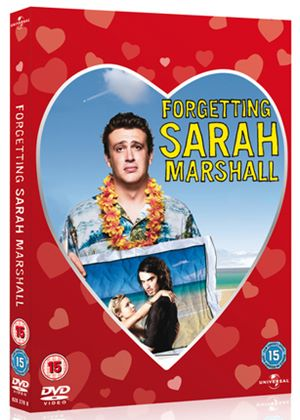 Forgetting Sarah Marshall (Valentines Day Love Heart Sleeve)