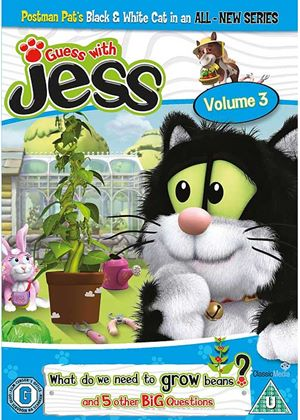 Guess With Jess - What Do We Need To Grow Beans?