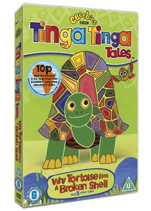 Tinga Tinga Tales - Why Tortoise Has A Broken Shell