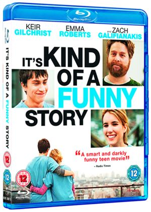 It's Kind of a Funny Story (Blu Ray)