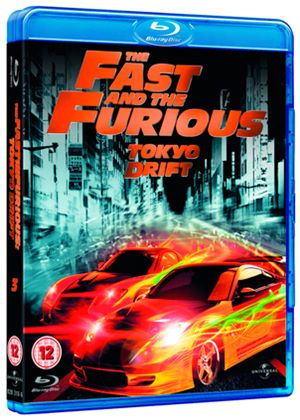 The Fast And The Furious - Tokyo Drift (2011 Re-sleeve) (Blu-ray)