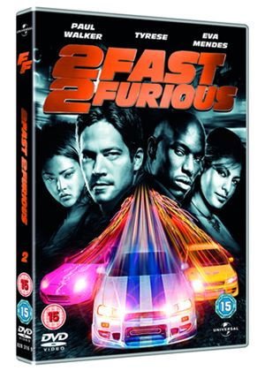 2 Fast, 2 Furious (2011 Re-sleeve)
