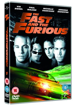 The Fast And The Furious (2011 Re-sleeve)
