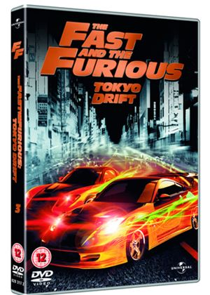 The Fast And The Furious - Tokyo Drift (2011 Re-sleeve)