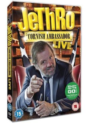 Jethro: The Cornish Ambassador - Live