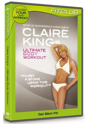 Claire King's Ultimate Body Work-out