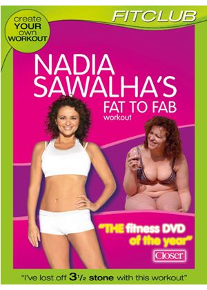 Nadia Sawalha - Fat To Fab