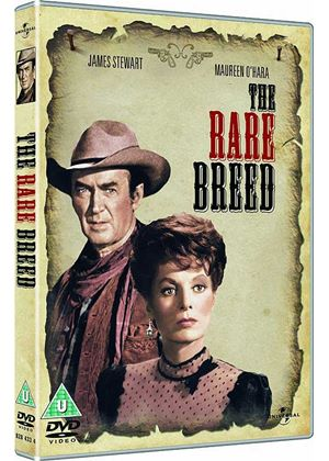 The Rare Breed (Westerns Collection 2011)