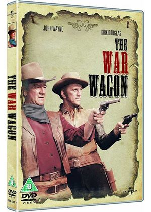 The War Wagon (Westerns Collection 2011)
