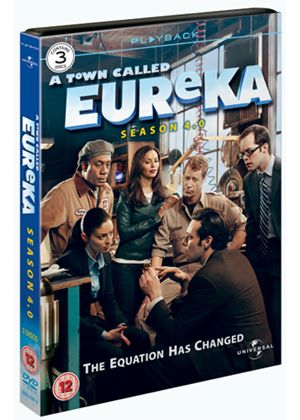 A Town Called Eureka: Season 4.0