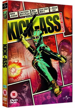 Kick-Ass (Reel Heroes Sleeve)