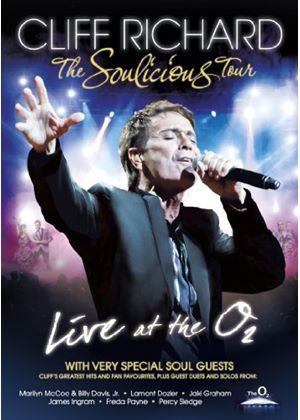 Cliff Richard - The Soulicious Tour