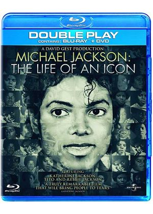 The Real Michael Jackson (Blu-ray)