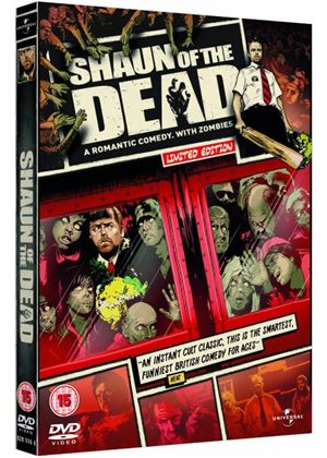 Shaun Of The Dead (Reel Heroes Sleeve)